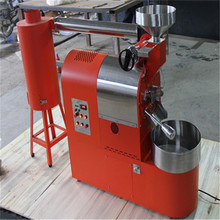 gas heating coffee bean roster/coffee roaster machine/home coffee roaster in China