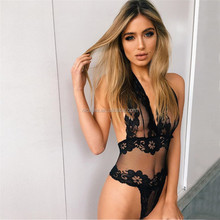 NS0258 european fashion ladies sexy lingeries women lace body suits