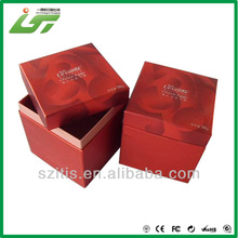 2016 High quality custom dessert packaging box factory from China
