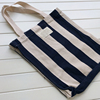 Hottest recycled cotton canvas walker tote bags