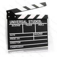 Wholesale Slate Notice Black Board board For Fun Film Making Video Decoration Director Movie board