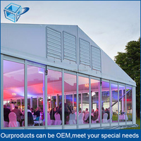 durable 500 seaters elegant big tent for party