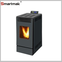 2015 year small smokeless Wood burning Pellet Stoves for cheap price