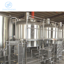 Beer produce equipment German beer brewery machine 10bbl brewing system