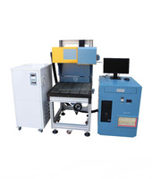 150 watt big scale CO2 laser cutting machine for touch screen