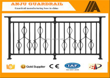 YT-005 Balcony lattice window grilles French balcony decorative aluminum fence panel