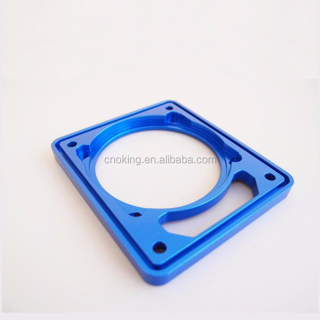 Wholesales Custom cnc machining PE parts / cnc machining