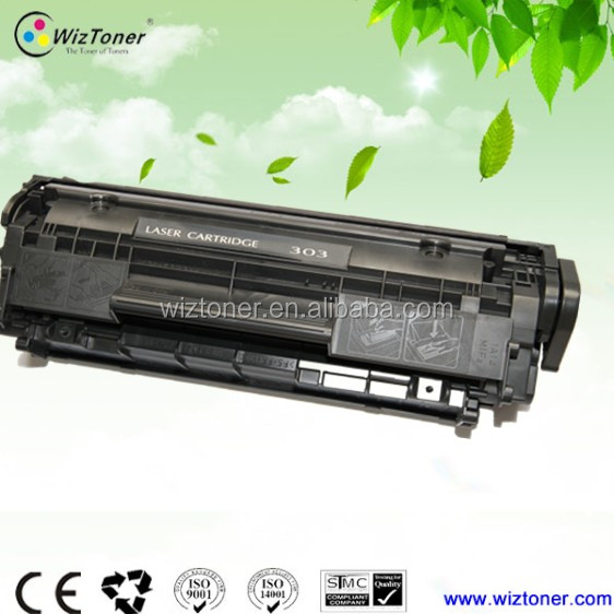 Toner cartridge / compatible for canon 303 / paper yields 5000 pages