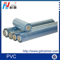 pvc color film/printed pvc roll