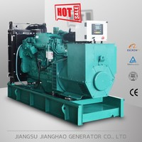 With Cummins engine generator,price discounted,160 kw diesel generator