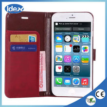 Crazy horse leather case for iPhone 6 ,for apple iphone accessories