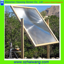 Solar Fresnel Lens Square 1000*1000mm HW-F1000-5 Acrylic Fresnel Lens for Solar Panel