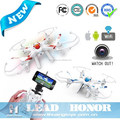 LIHUANGTOYS Newest Product X8WF Iphone & Android Control Rc Drones Wifi Smart Quadcopter With HD Camera