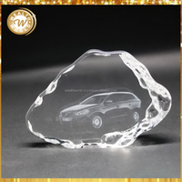 High quality Best-Selling decorative crystal handmade car model