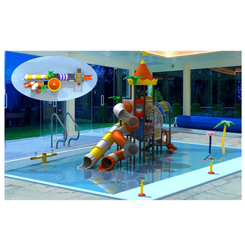Water slides for kids playground sessions playground equipment near me HF-G139A