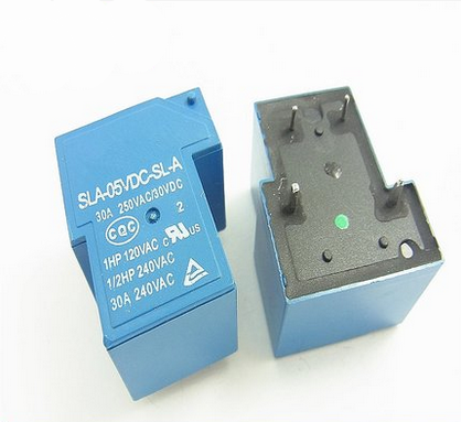 Power relay SLA-05VDC-SL-A 4 pin 30A 5V T90