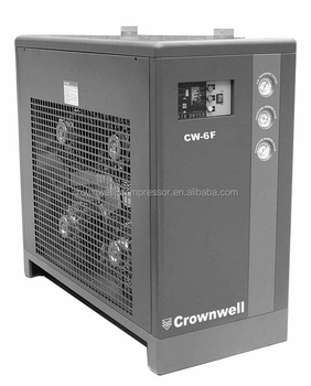 Manufacturer Crownwell Refrigerated Air Dryer CW-5F