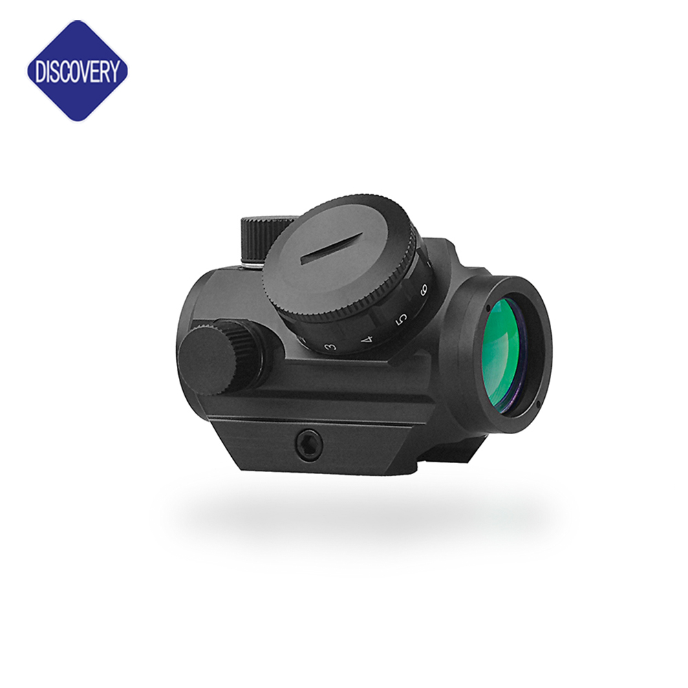 Discovery Sports 1X25 DS Weaver Rail Red Dot Scope with Honey Comb for Hunting