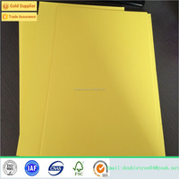 embossed linen pattern paper for file and packing paper