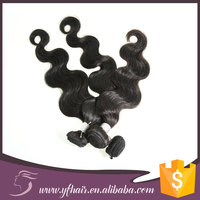 YFhair Wholesale Price Virgin Unprocessed Human Hair Extension