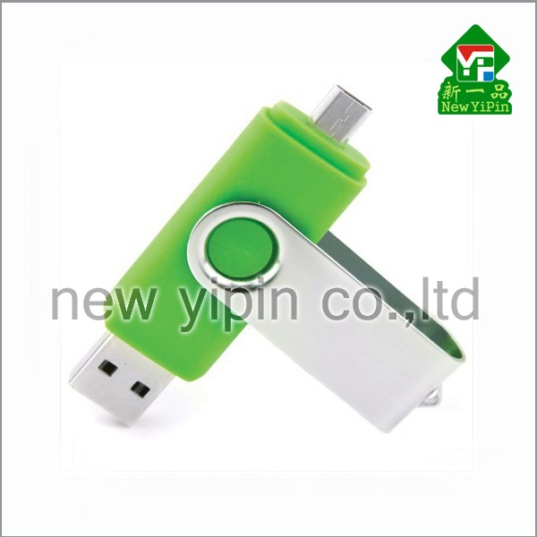 New Yipin Pen Drives Double Slider Dual Multifunctional Wireless Phone USB Flash Drive