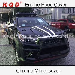 Auto engine cover engine hood bonnet for hilux revo 2016