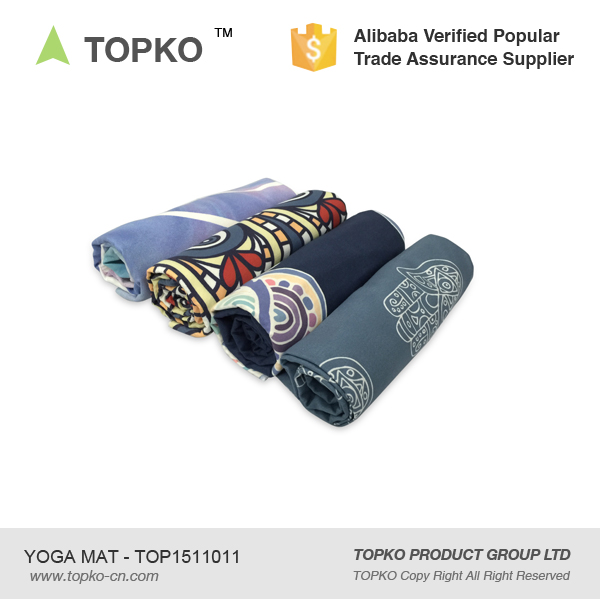Wholesale New Product Private Label Eco Friendly Non Slip Fitness Yoga Towel