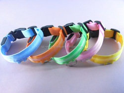 led dog collars for small dogs