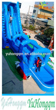 High Quality Selling Well giant inflatable adult lower price big water slide trippo slide