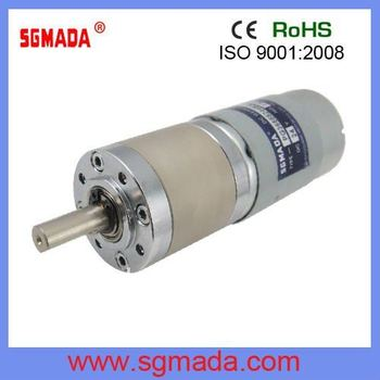 Dc planetary gear motor with encoder buy dc planetary for Dc gear motor with encoder