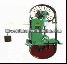 MJ329z wood machinery band saw with automatic elevator