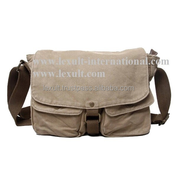 Children Leather School Bags