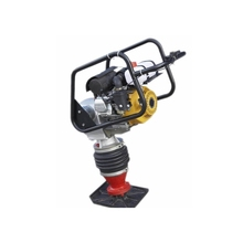 Easy and simple to handle rammer machine 5.5hp gasoline engine tamping rammer