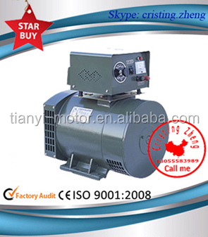 SD SERIES SINGLE PHASE GENERATING & WELDING ELECTRIC ALTERNATOR