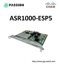 Cisco ASR 1000 5Gbps Embedded Services Processor ASR1000-ESP5 router