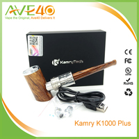 Huge Vapor E cigarette Vapour Kit Kamry K1000 E cigarette Vape Mod with Sub ohm Tank Atomizer