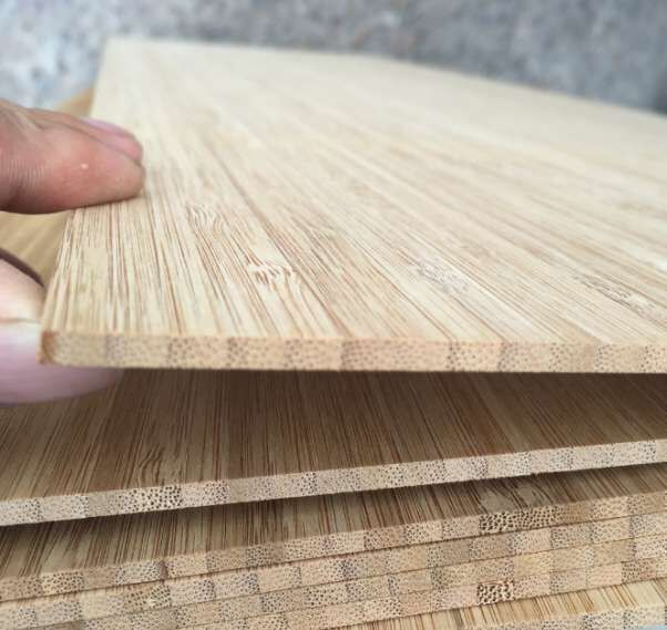 E2 Formaldehyde Emission Standards and Plywoods Type bamboo plywood sheets