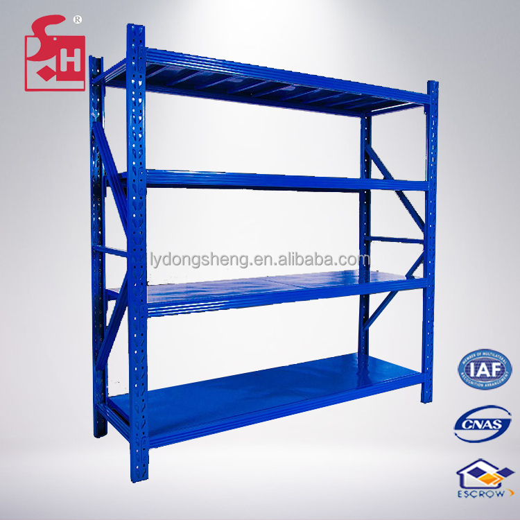 Factory direct steel heavy duty warehouse storage pallet <strong>racks</strong>