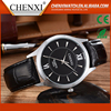 Top Gift Men Alibaba Hot Leather Watch Brands