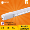hot sales 15w 18w 4ft pc free porn tube cup sex hot jizz tube panel light 8 xxx panel for ce rohs tuv led tube light