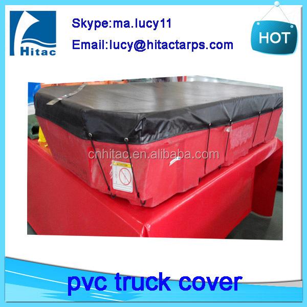 waterproof dust proof pvc vinyl plastic fabric tarpaulin for truck cover