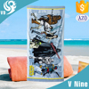 Super cheap Germany G20 reactive printing beach towel