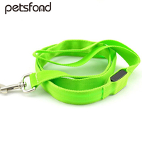 Safe LED Light Up Dog Leash