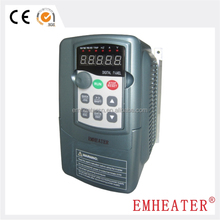 EMG-G2 series 3 phase output type 1HP/0.75KW fan motor 220V igbt vector inverter