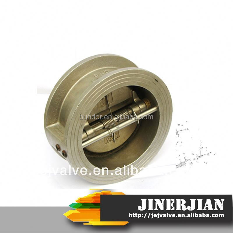 Good Quality S Dual Plate Swing Check Valve