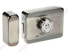 Remote Control 12V Stainless Steel Electric Gate Lock