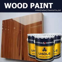 High gloss UV curing topcoat paint