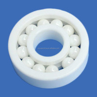 low friction and high performance zirconia ceramic Full balls for bearings ceramic ball bearings