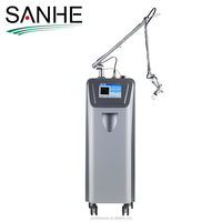 40W USA RF Tube Stretch Mark Removal Fractional Laser CO2 /Fractional co2 laser with 3 operating modes fractional uitra pulse an