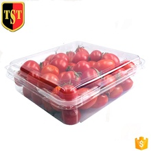 Customized disposable pet grade disposable plastic <strong>fruit</strong> and vegetable packaging tray for supermarket